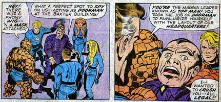 Fantastic Four 101-Lee-Kirby
