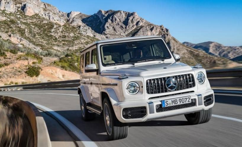 Mercedes Benz G Wagon 2019 Price