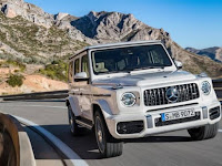 Mercedes Benz G Wagon 2019