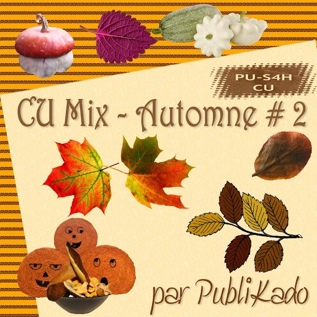 CU Mix - Automne 2