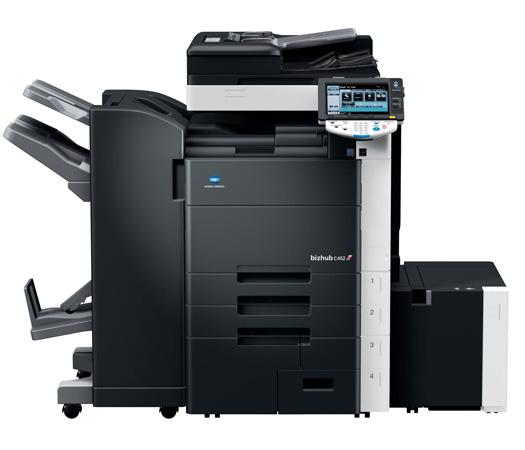 Related Post Konica Minolta Bizhub C452 Printer Driver Download