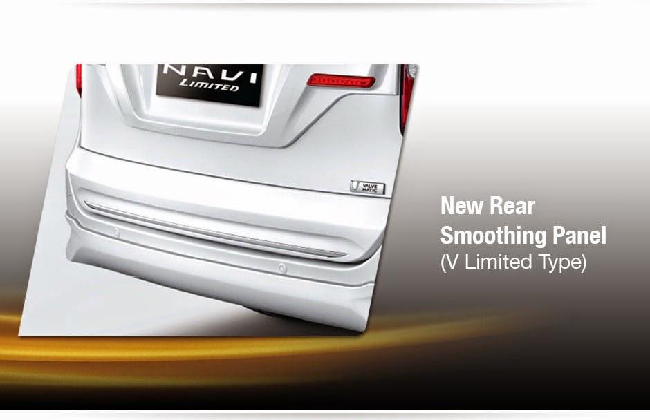fitur baru nav1-limited