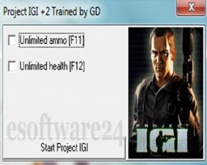 project igi 1 cheats for unlimited health and ammo free download