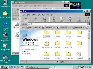 Windows 98 ISO free Download full version