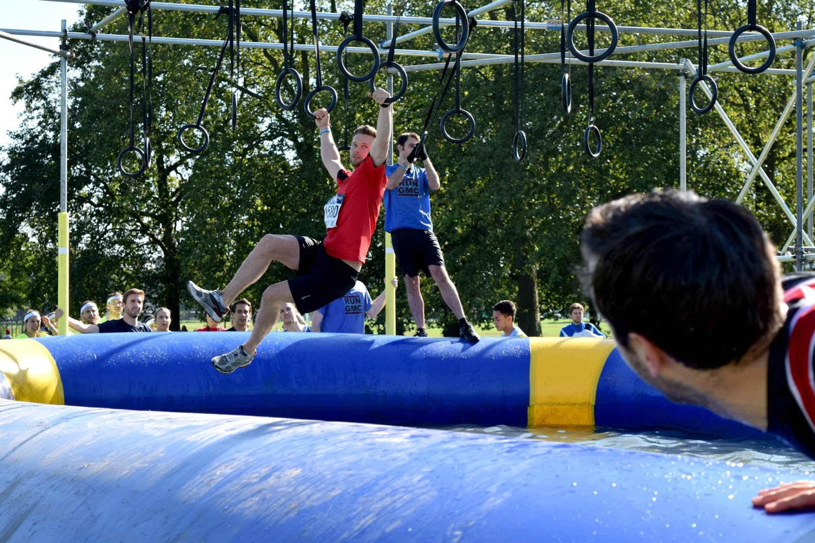 Rough Runner London obstacle course