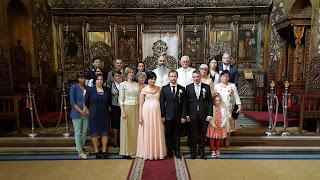 Cununia Tinerilor Andreea si Adrian, Catedrala Mitropolitana Cluj-Napoca