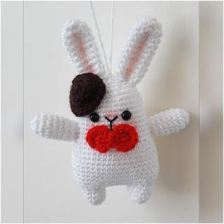 patron amigurumi conejo amigurumi today