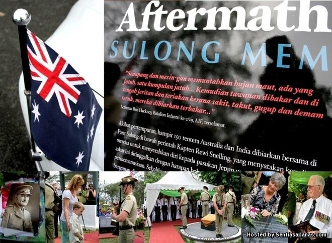 Tragedi Pembunuhan Parit Sulong Tentera Jepun