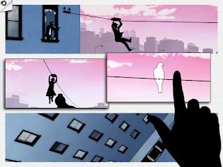 Adalah sebuah game puzzle dengan gameplay yang memadukan unsur komik dan narasi film secar Unduh Game Android Gratis Framed apk + obb