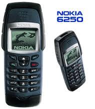 spesifikasi Nokia 6250