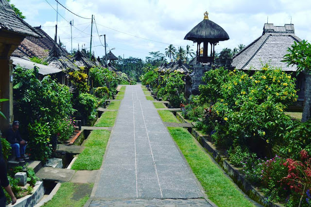 foto desa panglipuran