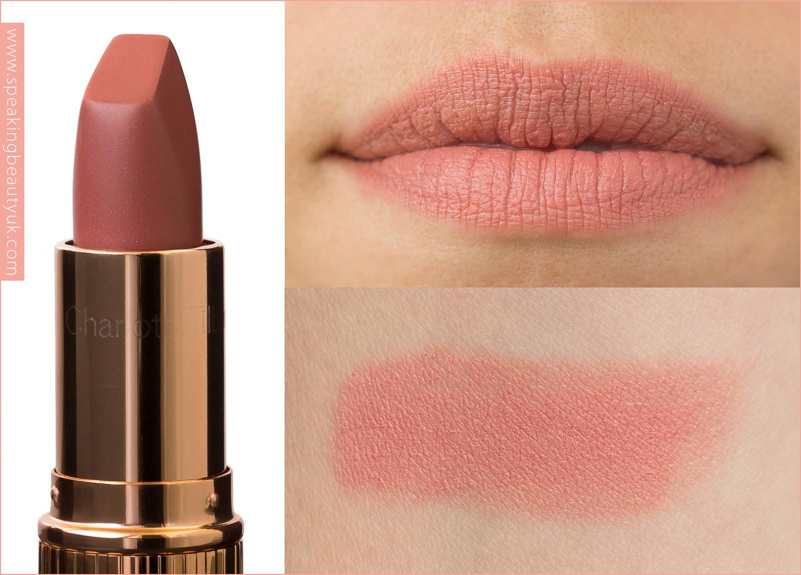 Charlotte TilburyMatte Revolution Miss Kensington Lipstick