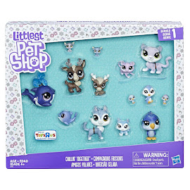 Littlest Pet Shop Series 1 Multi Pack Penny Guin (#1-163) Pet