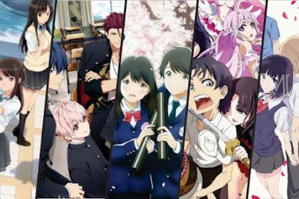 26 Anime Romance School 2017 Terbaik
