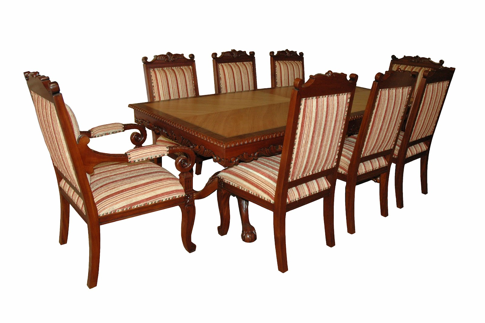 Indah Furniture Jepara Dining Set Indah Furniture Jepara