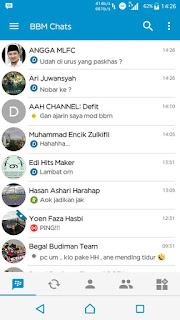 BBM MOD Official Versi Terbaru v3.2.0.6 APK
