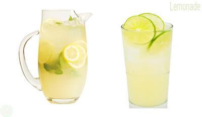Lemonade,লেবুরসের শরবত