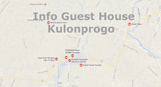alamat nomer telfon Guest House di Kulonprogo