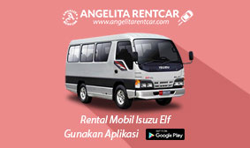 Rental Mobil Mini Bus Isuzu Elf Murah Jakarta