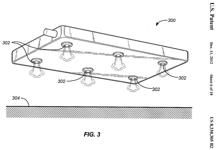 U.S. Patent 8,330,305 - Figure 3