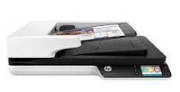 HP ScanJet Pro 4500 fn1 Network Scanner Driver Download
