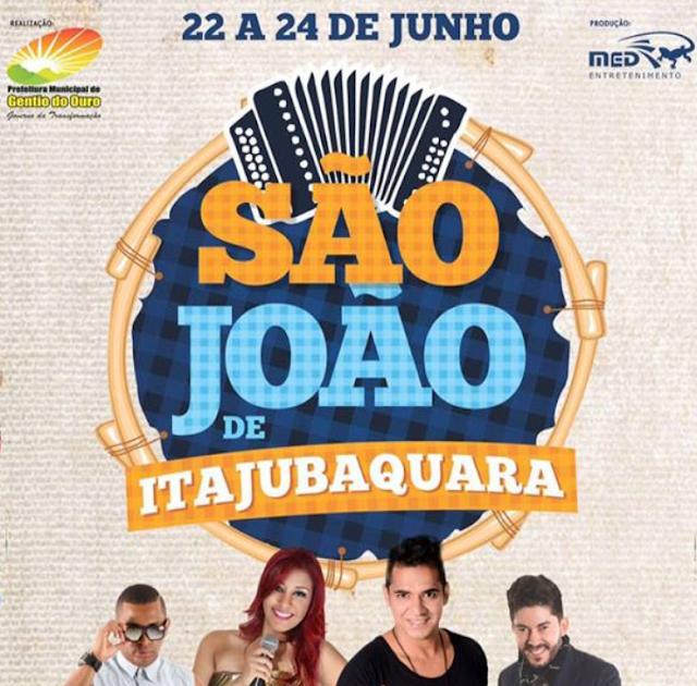 Em ano eleitoral, São João de Itajubaquara vira palanque político
