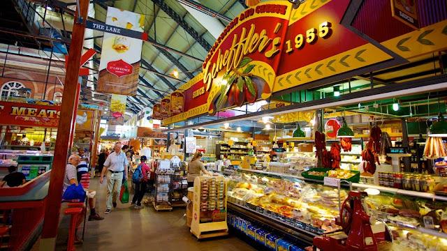 St. Lawrence Market em Toronto