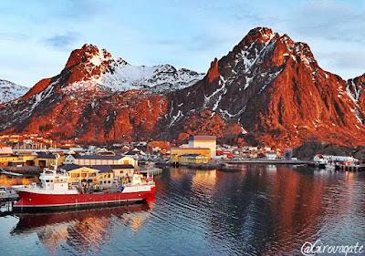 isole Lofoten meta viaggi 2017