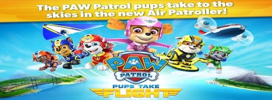 Paw Patrol: Filhotes Aéreos