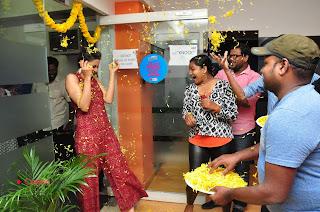 Actress Rakul Preet Singh Latest Pictures at Radio City  0209