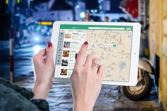 Use best map app for android to travel anywhere
