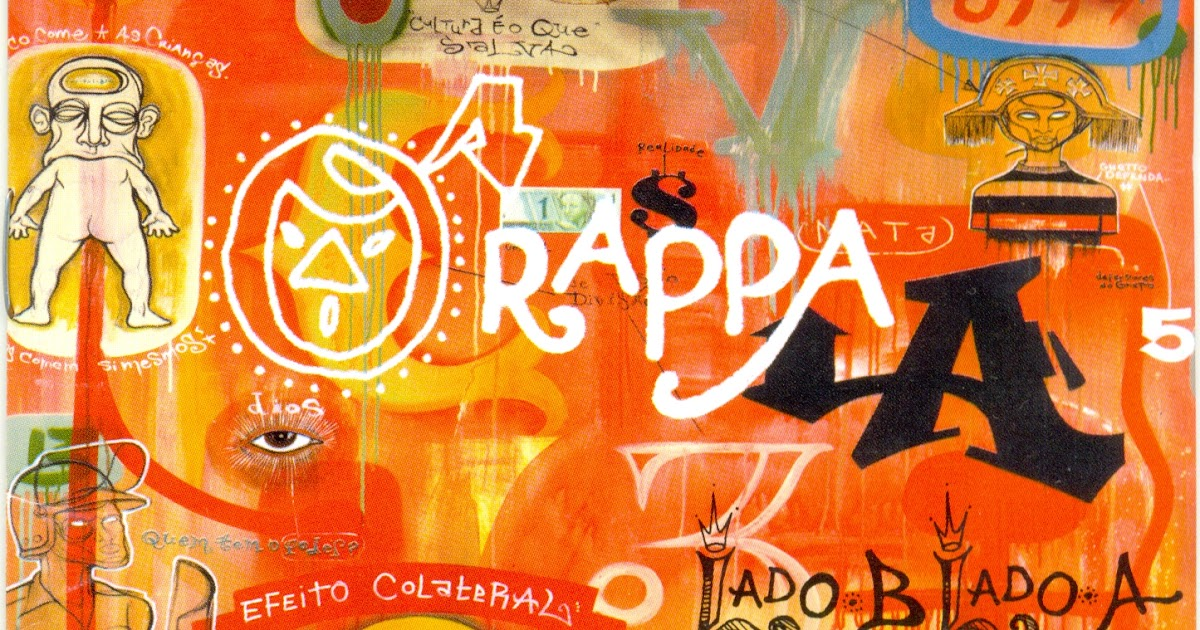 ALBUM O RAPPA 1994 BAIXAR
