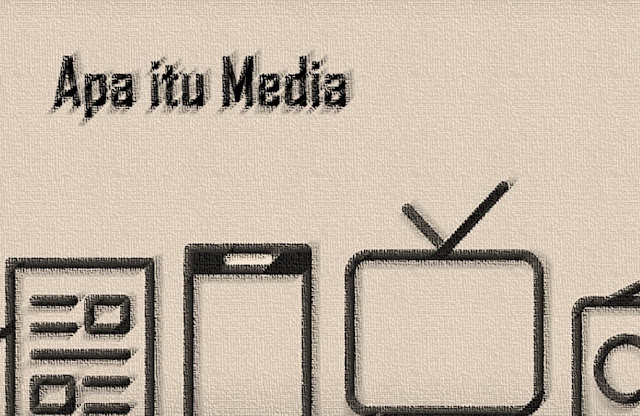 "Apa itu Media - Secara etimologi atau harfiah, pengertian Media berasal dari bahasa Latin yaitu 'medius' yang artinya 'tengah, perantara atau pengantar'. Maksud arti kata media yakni bentuk jamak dari kata ""medium"".  Sedangkan secara terminologi atau istilah, pengertian media secara umum adalah alat perantara yang berfungsi untuk menyalurkan pesan dengan tujuan agar pemakai dapat lebih mudah dalam mencapai suatu tujuan.  Pengertian dan jenis media sangatlah beragam. Media kerap diartikan sebagai wadah. Hal demikian dapat dilihat dari maksud Media menurut Kamus Besar Bahasa Indonesia (KBBI) bahwa Media dapat diartikan sebagai: 1. Alat. 2. Alat atau (sarana) komunikasi seperti majalah, radio, televisi, film, poster, dan spanduk. Selain itu, beragam media juga diidentikkan dengan Media Cetak yang berarti sarana media massa yang dicetak dan di terbitkan secara berkala contohnya surat kabar, majalah.  Tidak hanya media cetak, terdapat juga Media Elektronik yang diistilahkan sebagai sarana media massa yang mempergunakan alat alat elektronik modern contohnya radio, televisi, dan film.  Sedangkan arti Media Massa adalah Sarana dan saluran resmi sebagai alat komunikasi untuk menyebarkan berita dan pesan kepada masyarakat luas. Jika mengacu pada konteks pendidikan, arti media menurut Gerlach & Ely (Arsyad, 200:3) bahwa pengertian media secara garis besar adalah manusia, materi, atau kejadian yang membangun kondisi dengan fungsi dan tujuan membuat siswa mampu memperoleh pengetahuan, keterampilan, sikap atau mengedukasi. Mengacu pada konteks ini dapat diartikan bahwa guru, buku teks, dan lingkungan Sekolah merupakan media.  Sedangkan secara lebih khusus, pengertian media dalam proses pembelajaran cenderung diartikan sebagai alat-alat grafis, photografis, atau elektronis untuk menangkap, memproses, dan menyusun kembali informasi visual atau verbal.  Pengertian para ahli komunikasi dan pendidikan dalam hal ini Romiszowski (dalam Harjanto, 2008: 247) merumuskan media pembelajaran "