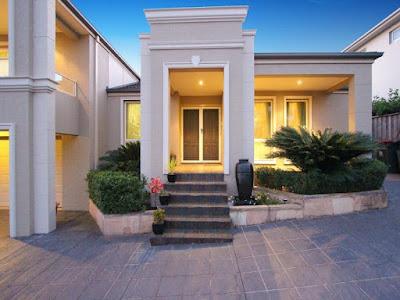 แบบบ้านชั้นเดียวสวยๆทันสมัย