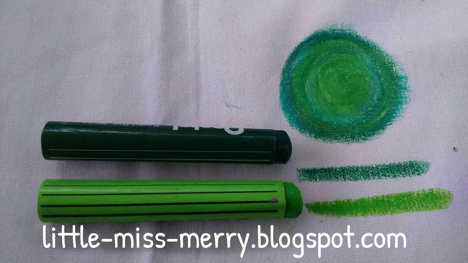 Little Miss Merry Handmade Fabric Marker Review