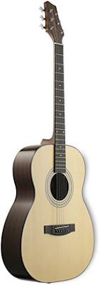 Bán Đàn guitar Acoustic Stagg NP32F giá 4,5 triệu