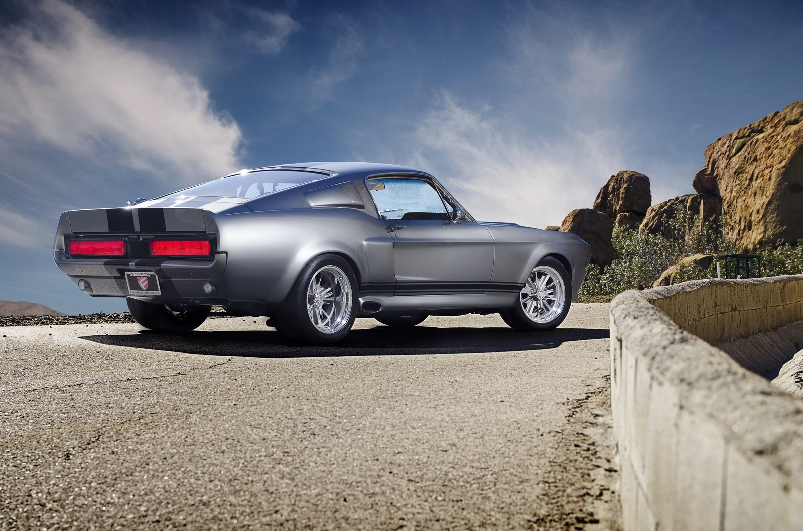 The Eleanor Mustang Is Back And Can Be Yours For $189,000 | Carscoops