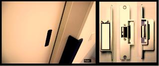 Automatic Door Handles (Gagang Pintu Otomatis)
