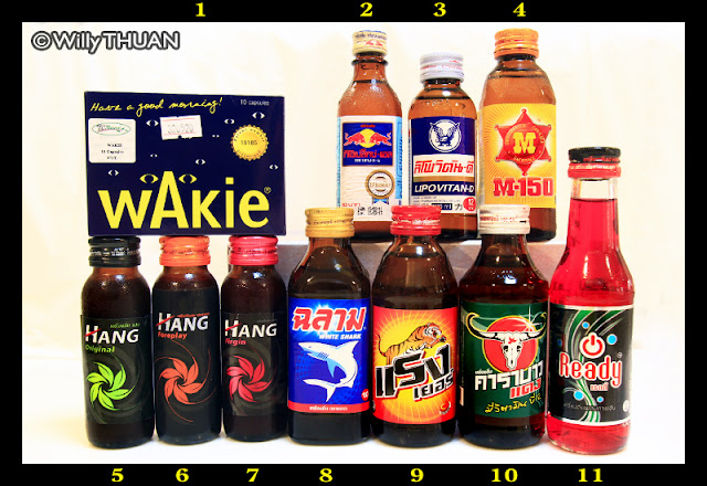 Energy Drinks in Thailand