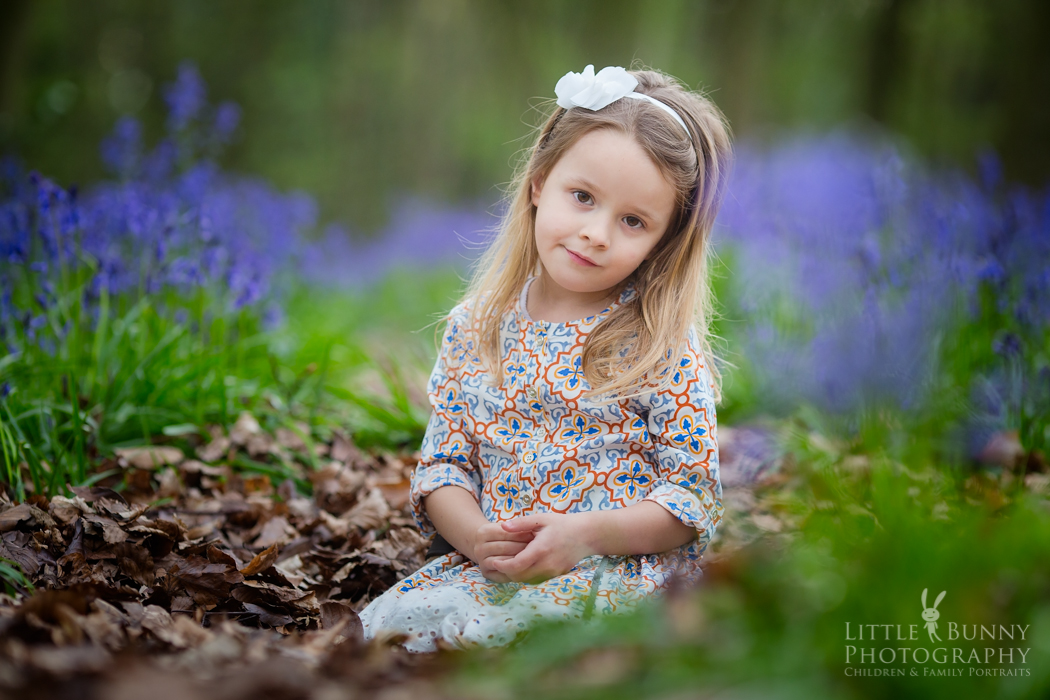 bluebell mini session in london