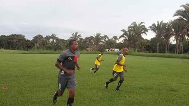 Mauro Santos é esperança de gol do time motorizado