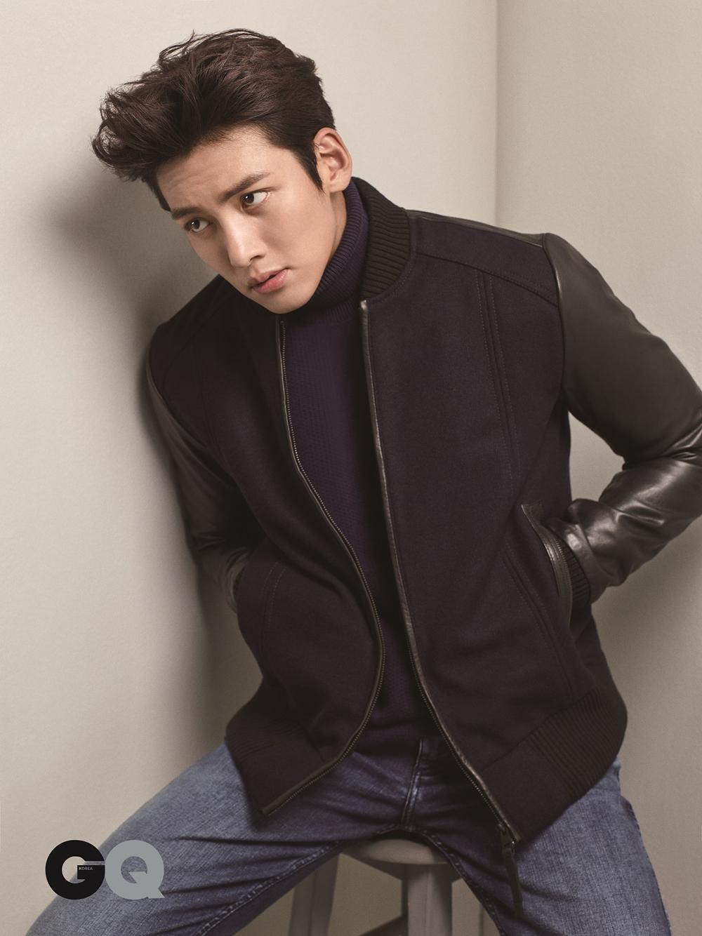 Ji Chang Wook Looks Dandy in Denim for GQ Magazine - POPdramatic