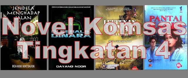 Novel Pantai Kasih Komsas Tingkatan 4 2015-2020