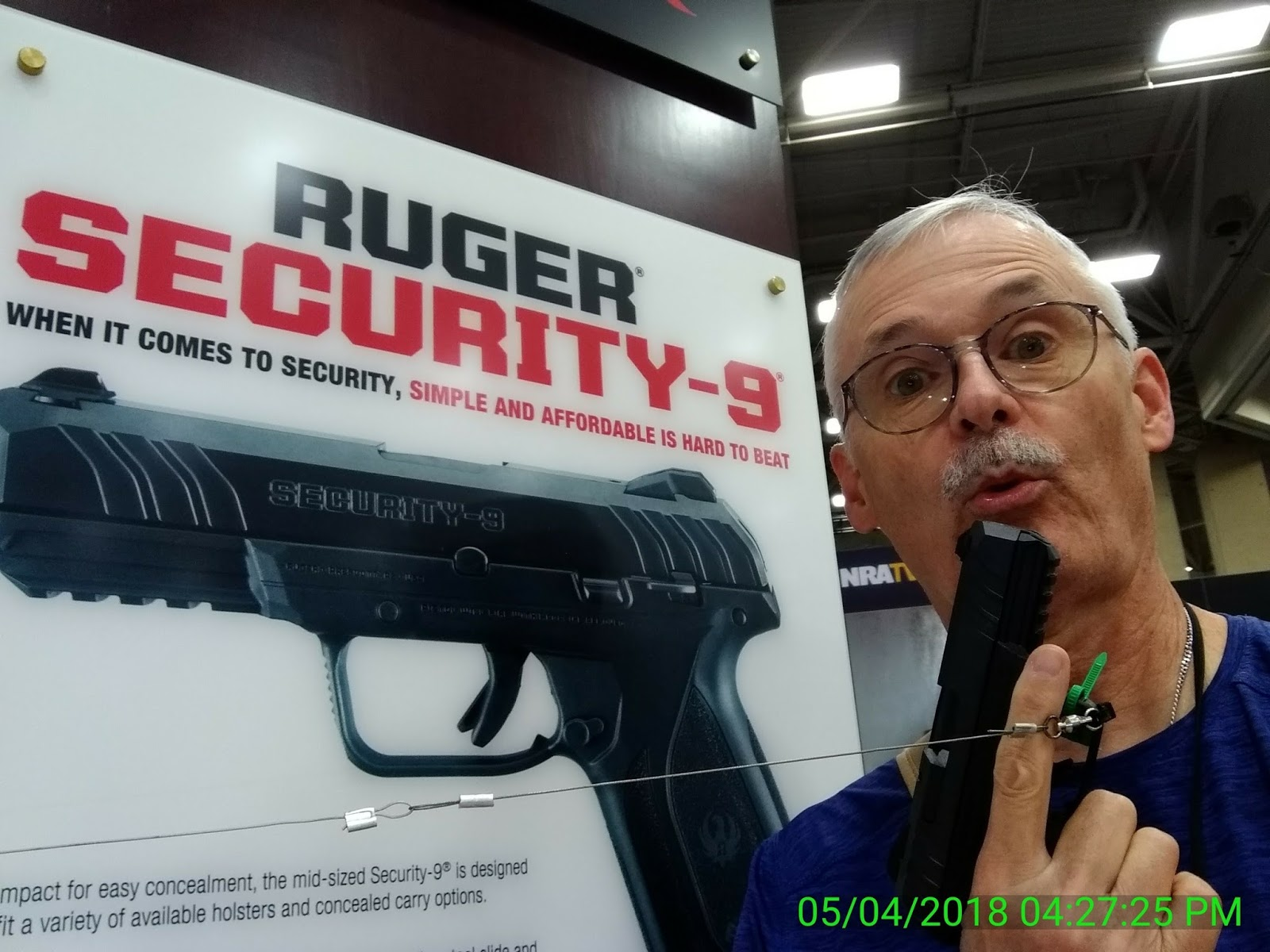 Good Hill Press: Ruger Security 9