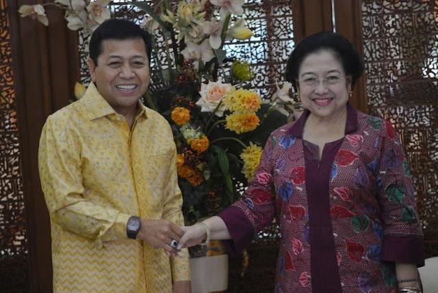 PDIP Tagih Utang Setya Novanto