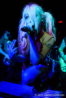 Sumo Cyco at Cherry Cola's in Toronto for Canadian Music Week CMW 2016, May 7 2016 Photos by John at One In Ten Words oneintenwords.com toronto indie alternative live music blog concert photography pictures