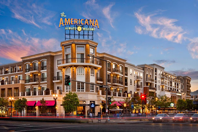 Shopping Americana Los Angeles