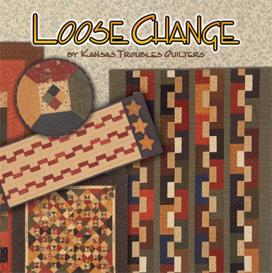 Kansas Troubles Quilters: Need Loose Change?