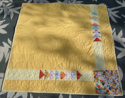 A Beautiful Day Baby Quilt