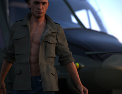 M-65 American Icon for Genesis 3 Male